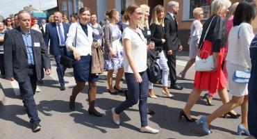 70-lat Liceum Ogólnokształcącego im. Tadeusza Kościuszki w Łobżenicy cz.1[WIDEO]