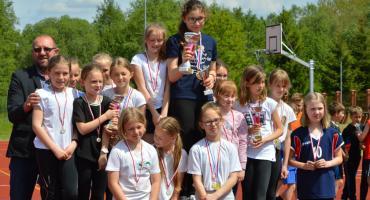 Mistrzostwa Powiatu w Trójboju Lekkoatletycznym rozegrane