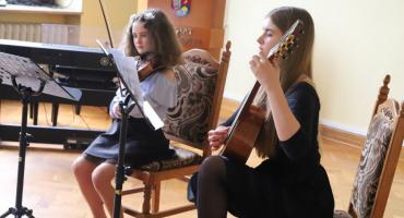 Koncert wiosenny Szkoły Muzycznej w Złotowie