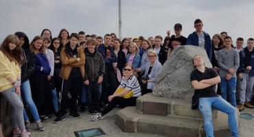 Uczniowie Szkoły Podstawowej nr 2 w Złotowie zwiedzali Kraków