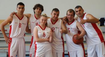XI Regionalny Turniej Koszykówki Olimpiad Specjalnych w SOSW Jastrowie