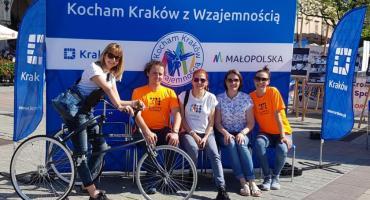 Fundacja Złotowianka na Tygodniu Osób Niepełnosprawnych w Krakowie