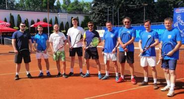 Złotowscy tenisiści na kortach w wielkopolsce