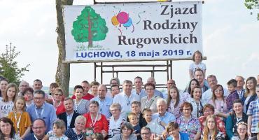 Rugowscy spotkali się na zjeździe