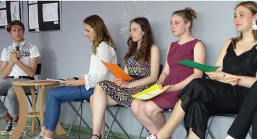 Poetycko - muzyczne spotkanie z Dyskusyjnym Klubem Ksiązki