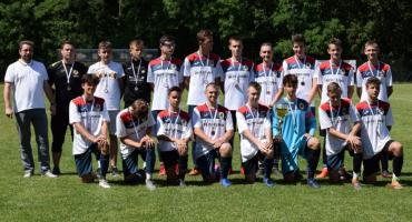 III miejsce OZPN Piła w kat. Junior Młodszy dla Football Academy Fair Play Złotów