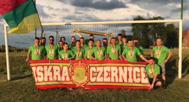 Mistrzostwo ligi PZ LZS Złotów dla Iskry Czernice