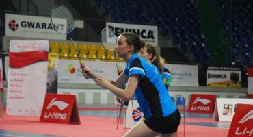 Ogromny sukces naszych badmintonistek