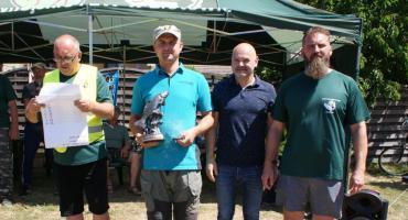 Zawody wędkarskie w ramach EEF Złotów 2019