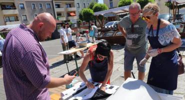 Aktywny Ryneczek w Złotowie – Wystawa powarsztatowa