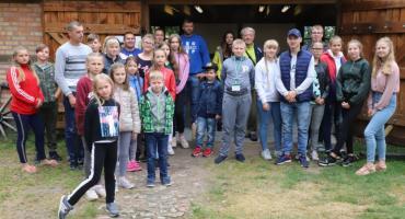 Młodzież z Wileńszczyzny z wizytą w Złotowie