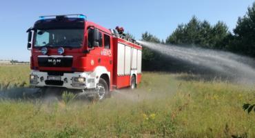 Złotowscy strażacy ciągle się szkolą