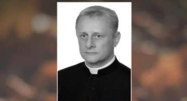 Zmarł ks. Grzegorz Lewandowski