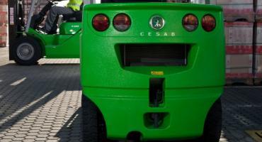 Wózki widłowe elektryczne - nowoczesne, wydajne i eko!