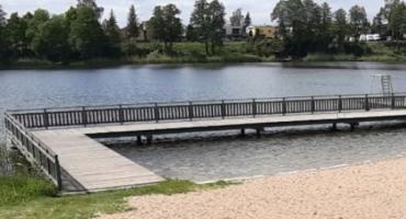 Ponowny zakaz kąpieli na Zaleskim