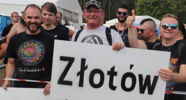 Złotowianie na PolandRock 2019