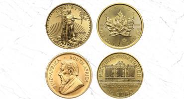 Monety bulionowe i lokowanie pieniędzy