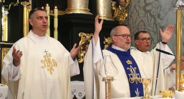 Odpust i podwójny jubileusz 25-lecia kapłaństwa w Złotowie