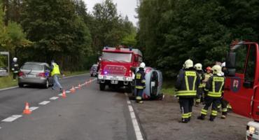 Wypadek na DK11