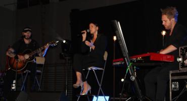 Koncert Blue Cafe w Złotowie