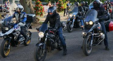 10-lecie klubu motocyklowego Krajna Motors Team w Łobżenicy[WIDEO]