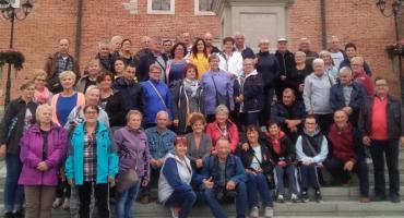 Emeryci z gminy Jastrowie w Bieszczadach