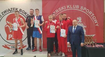 Trzy medale Mistrzostw Polski w boksie jadą do Złotowa