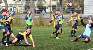 Młodzik Football Academy Fair Play Złotów kontra MOSiR Piła
