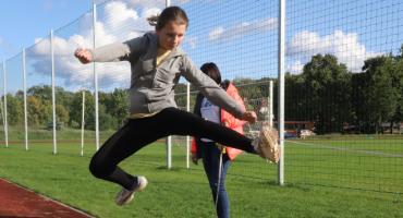 Czwartki lekkoatletyczne w Złotowie - inauguracja nowego sezonu