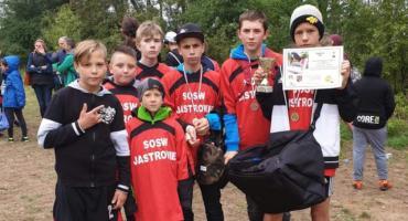 Sportowcy z Jastrowia z medalami