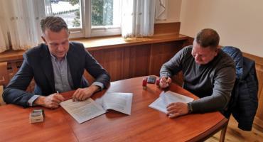 Przebudowa kolejnych dróg w gminie Tarnówka