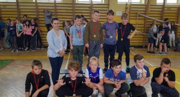Mistrzostwa szkoły w piłce ręcznej w Lipce