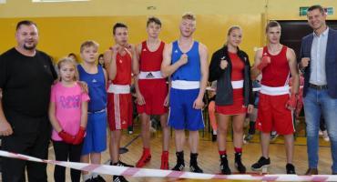 Boks olimpijski w Lipce