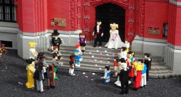 LEGO zabytki w Jastrowiu!