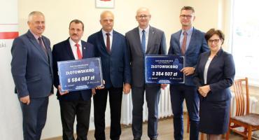 Umowy na dofinansowanie z Funduszu Dróg Samorządowych podpisane