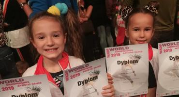 Zuzia i Emilia mistrzyniami świata