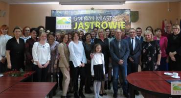Nauczyciele z gminy Jastrowie nagrodzeni