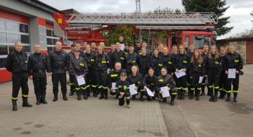 Kurs podstawowy dla Ochotniczych Straży Pożarnych