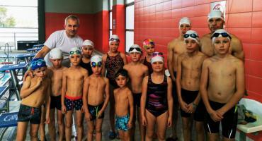 10 medali dla Swim Team Płonka