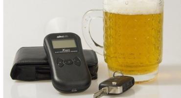 Zatrzymano pijanego kierowcę z zakazem prowadzenia pojazdów