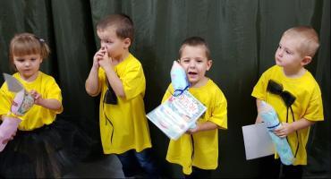 Pasowanie przedszkolaków w Lipce