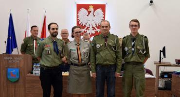 Nowe władze Hufca ZHP Złotów