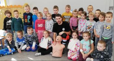 Pokaz ratownictwa medycznego w Lipce