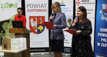 Multimedialny konkurs profilaktyczny w Złotowie