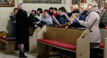 Zakrzewska TĘCZA śpiewała w kościele