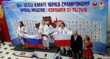 Stowarzyszenie Satori - Karate dla każdego na Mistrzostwach Świata w Moskwie