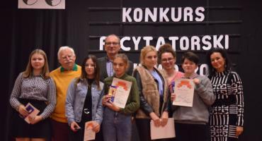 XVII Gminny Konkurs Recytatorski w Sypniewie
