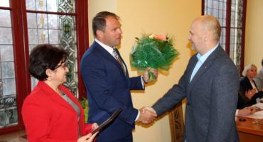 Radny dr Paweł Michał Owsianny odebrał gratulacje