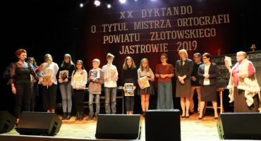XX Dyktando Powiatowe o Tytuł Mistrza Ortografii Powiatu Złotowskiego