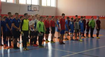 Powiatowe Mistrzostwa Szkół Podstawowych klas VII - VIII w piłce nożnej